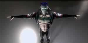 GraveyardShift 3D Unity3D